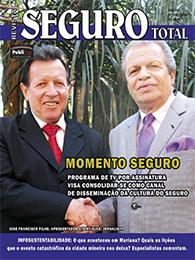Capa Revista Seguro Total Ed 169