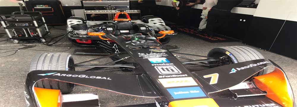 """Grupo Argo patrocina nova equipe de Fórmula E,  a """"Fórmula 1 dos carros elétricos"""""""