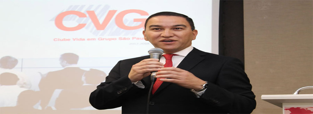Novo presidente do CVG-SP assume o cargo em São Paulo