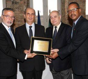 Almoço do CVG-RJ destaca a reforma da previdência com junto com presidente da FenaPrevi