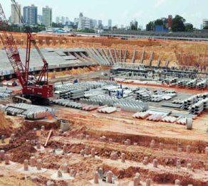 Seguradoras tendem a abandonar obras de infraestrutura que estão paradas s