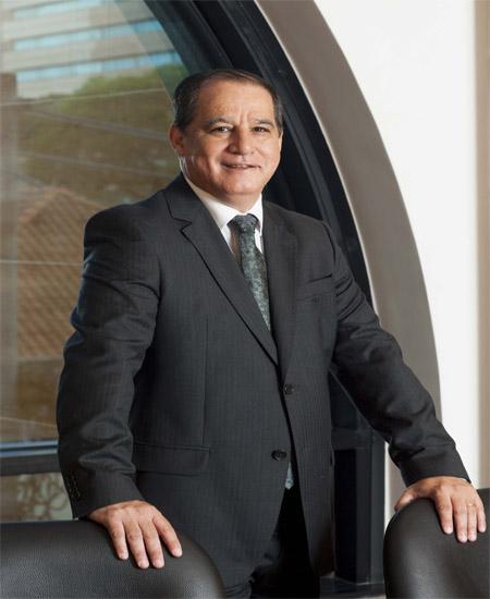 Diretor de Property, Riscos de Engenharia e Energy da Tokio Marine, Sidney Cezarino
