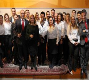 Happy Hour do Grupo NotreDame Intermédica reúne cerca de 100 corretores PJ em São Paulo