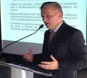 Joaquim Mendanha de Ataídes, Superintendente da Susep