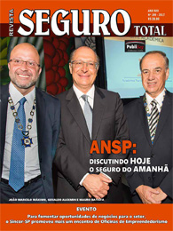 Destaque revista seguro total edição 180