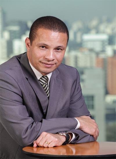 Superintendente técnico de garantia AXA, Rogério Gonçalves