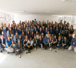 Colaboradores da Previsul Seguradora participam de ações em apoio ao movimento Novembro Azul