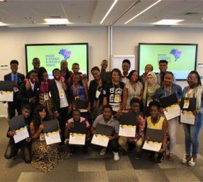 """""""Programa Jovem Aprendiz Refugiado"""" forma a primeira turma em São Paulo"""