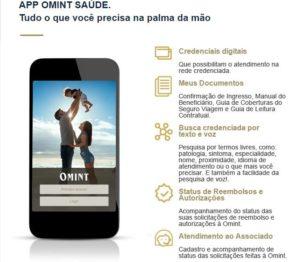 APP Omint Saúde trará novas experiências aos associados e parceiros de negócios.