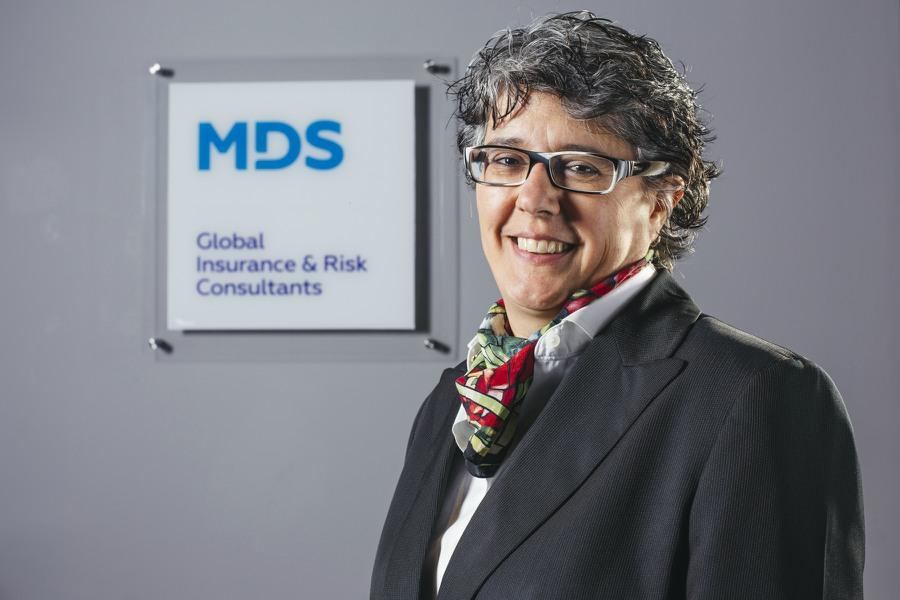 Cláudia Rizzo, gerente executiva de Operações da MDS Brasil