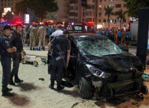Seguro DPVAT cobre vítimas do acidente de Copacabana