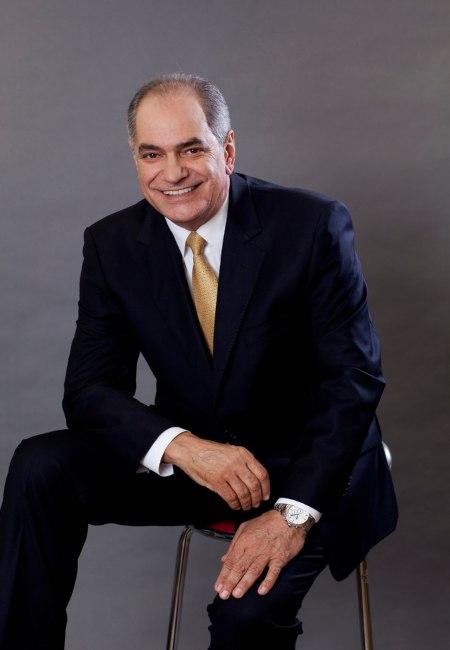 Diretor Executivo Comercial, Valmir Rodrigues