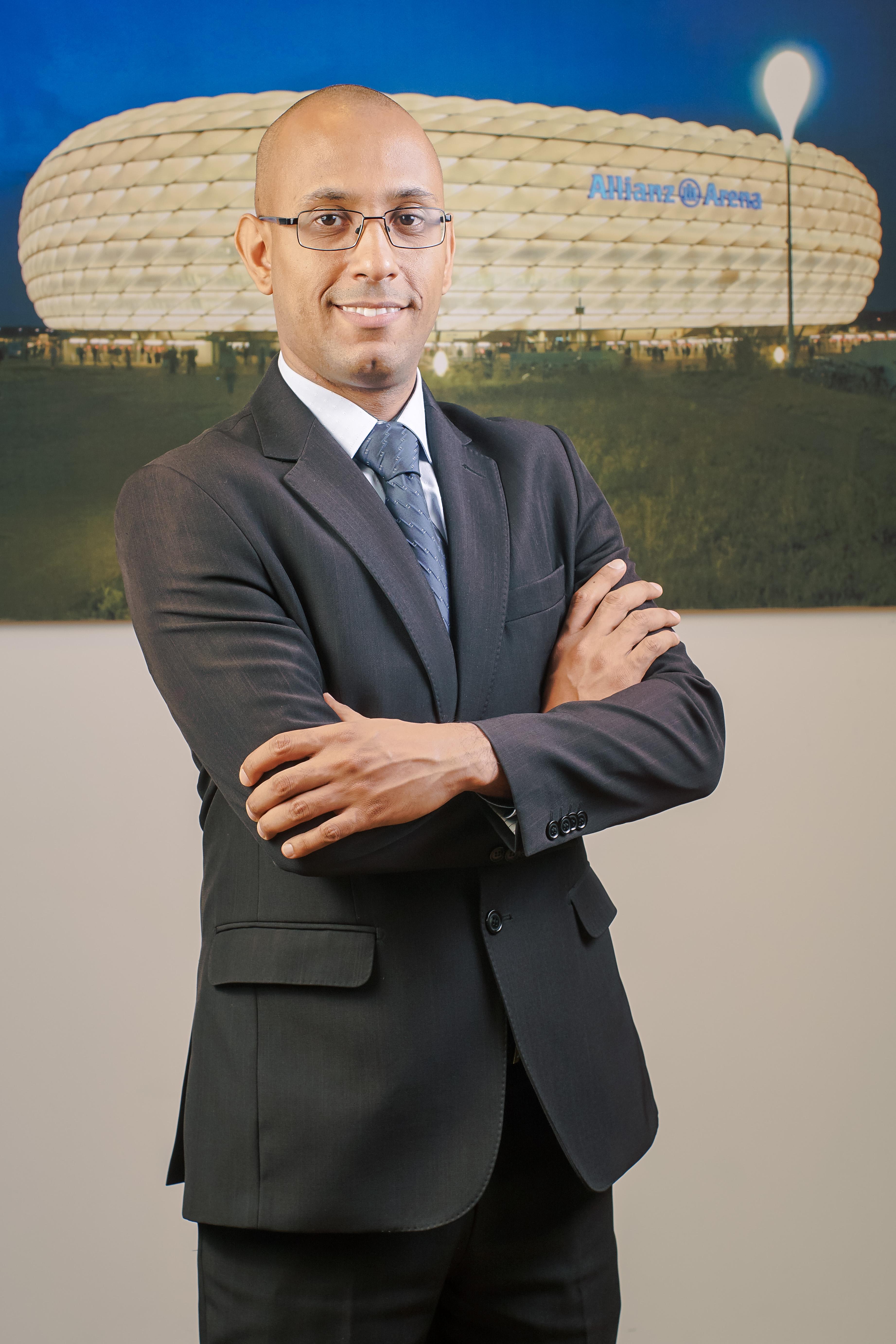 Charles Carvalho, subscritor de Entretenimento da AGCS