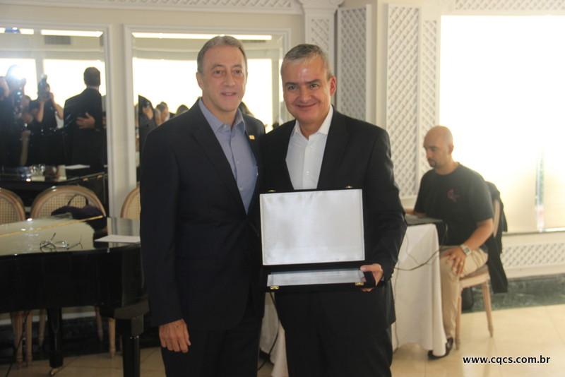 Aconseg-SP recebe diretoria da Bradesco Seguros