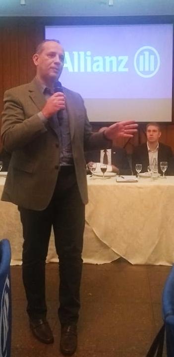 Eduardo Grillo, diretor comercial da Allianz Seguros