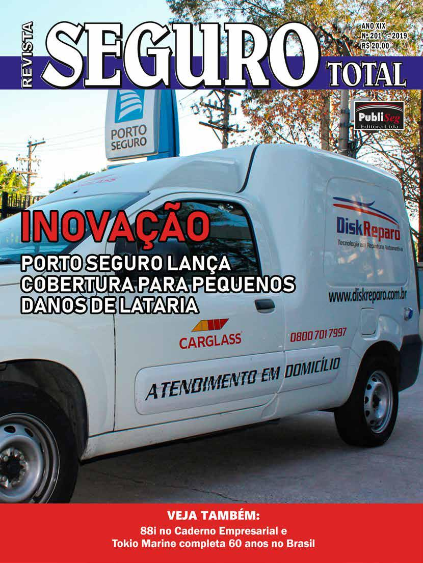Revista Seguro Total - Edição 201