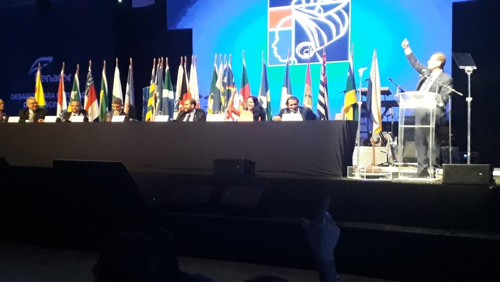 Mercado de seguros reunido no Congresso dos Corretores