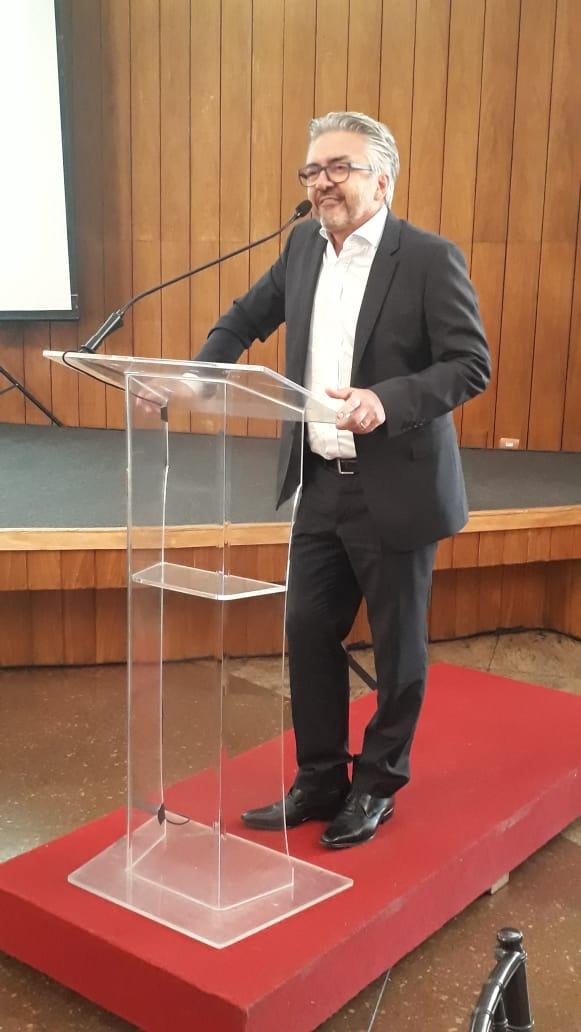 Rivaldo Leite, diretor geral da Porto Seguro