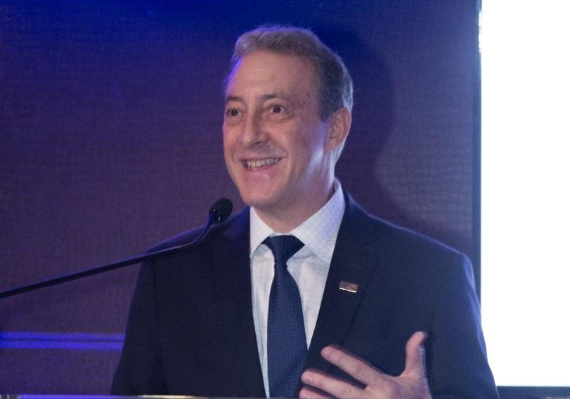 Marcos Colantonio, presidente da Aconseg-sp