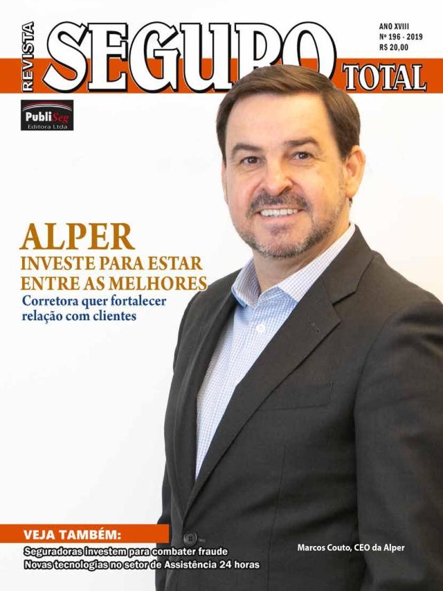 Revista Seguro Total - Ed. 196
