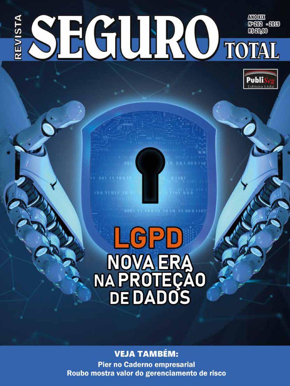 Revista Seguro Total - Ed. 202
