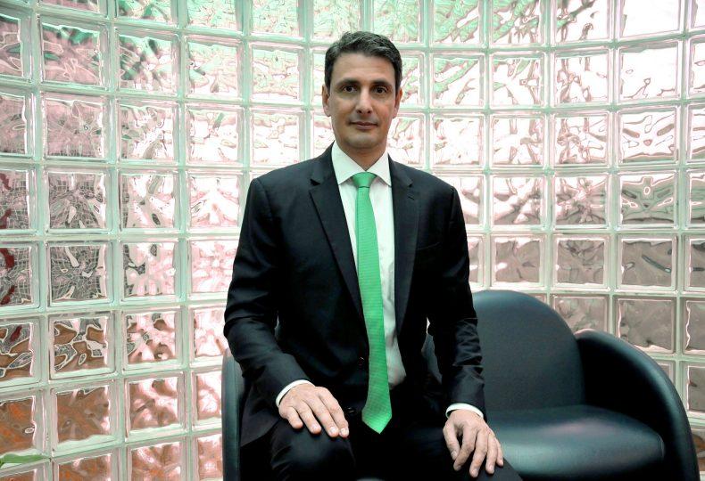 Joaquim Neto, gerente de produtos Agro da Tokio Marine