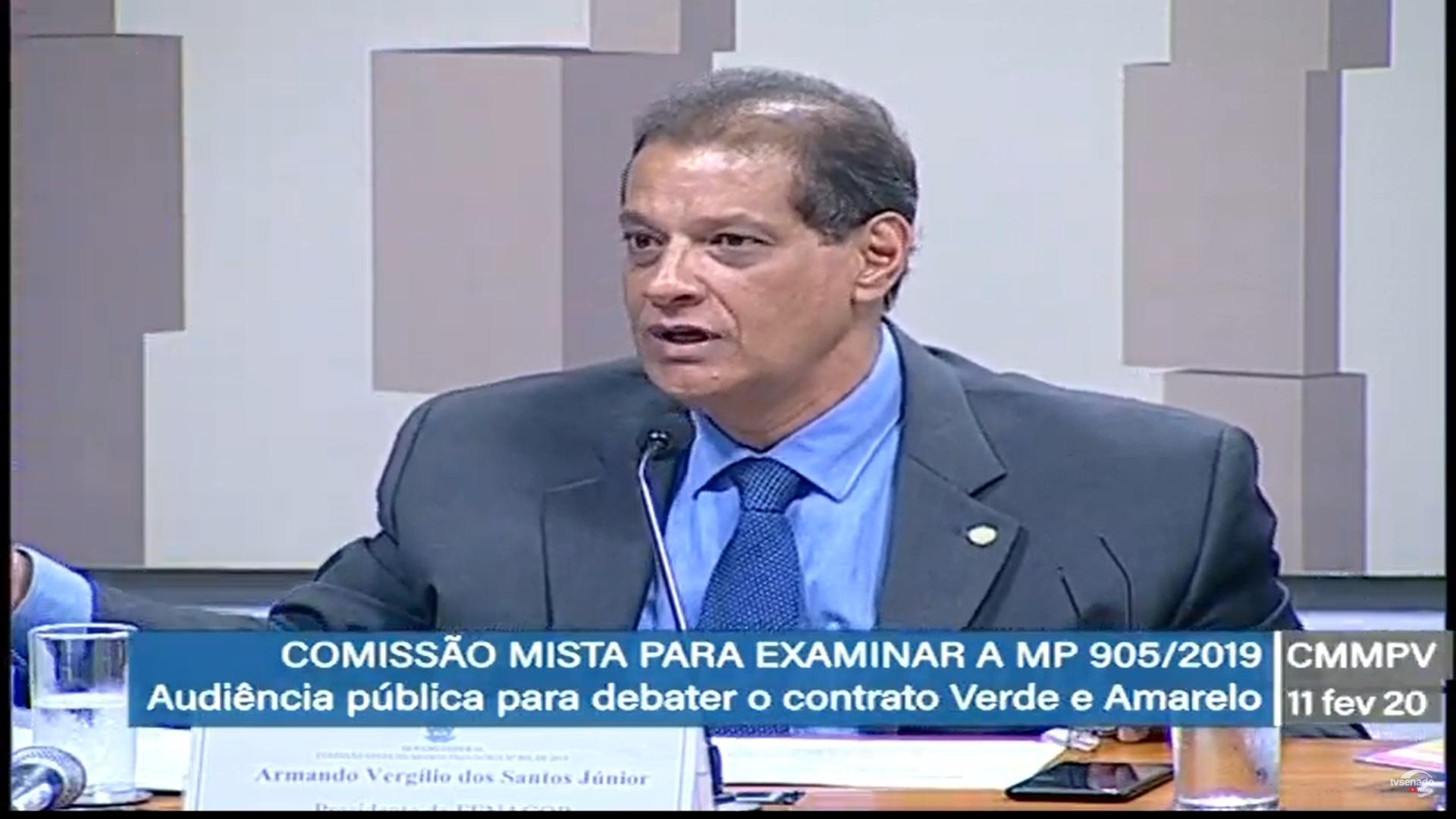 """""""MP ameaça meio milhão de empregos no setor de seguros"""", diz presidente da Fenacor"""