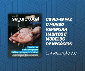 Edição 208 da Revista Seguro Total