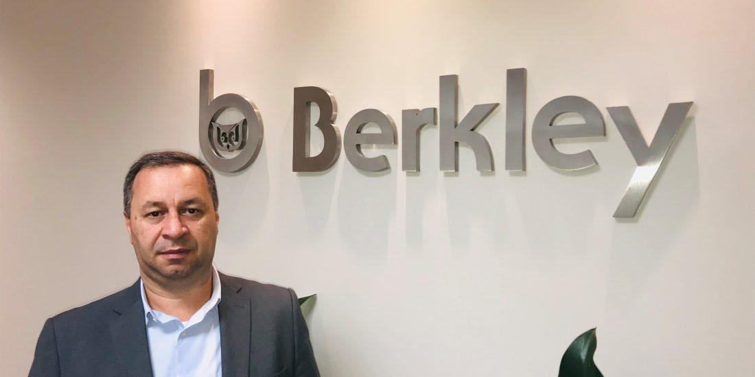 Alexandro Sanxes é diretor técnico da Berkley / Divulgação