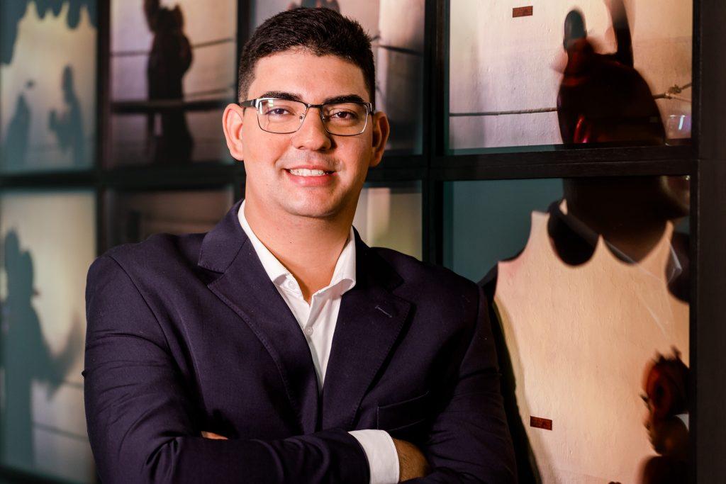 Thalles Nogueira é especialista em Sinistros da Austral Seguradora / Divulgação