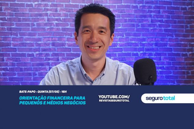 Head de Educação do C6 Bank realiza orientação financeira para PMEs no canal da Revista Seguro Total no YouTube