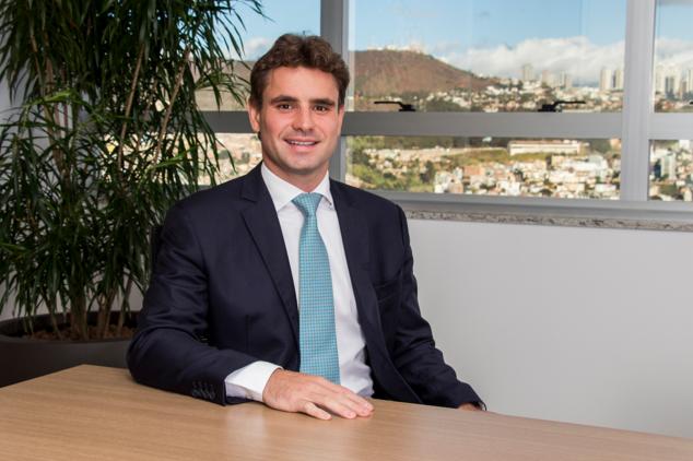 Carlos Ferreira Clara Vasconcelos - vice-presidente da Pottencial Seguradora