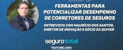 Diretor de Inovação da Quiver participa de bate-papo ao vivo nesta segunda
