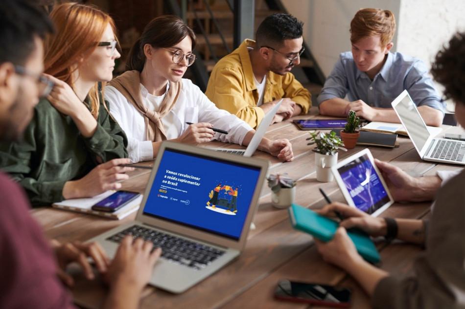 Hapvida seleciona cinco startups finalistas para programa de inovação