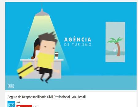 """AIG """"DESCOMPLICA"""" RC PROFISSIONAL EM ANIMAÇÕES PARA CORRETORES E CLIENTES"""