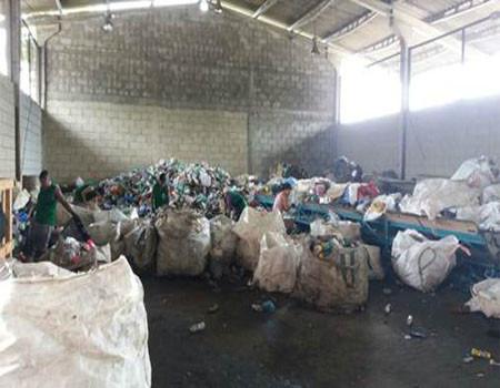 Aconseg-RJ recicla 300 kg de material utilizado em eventos