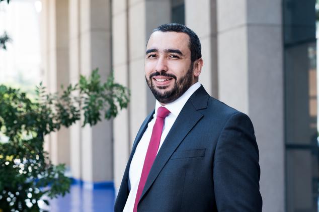 Alan Leal - Diretor financeiro da Allianz Partners
