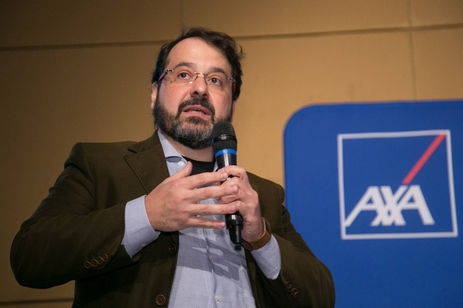 Alexandre Campos, Diretor Executivo RH, Jurídico, Compliance e Responsabilidade Social da AXA