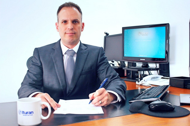 Amit Louzon, CEO da Ituran Brasil