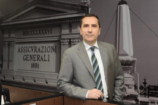 Andrea Crisanaz, CEO da Generali Brasil