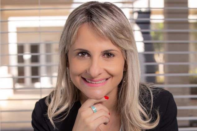 Andrea Mathias - Marketing na THB Brasil