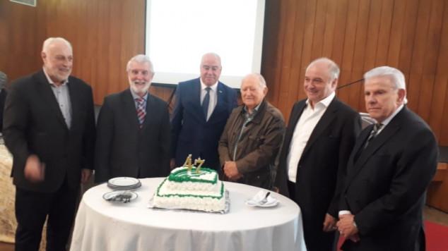 CCS-SP comemora 47 anos em almoço com a Porto Seguro