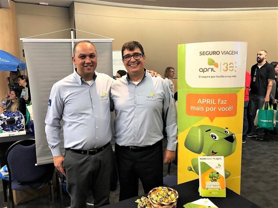 APRIL Brasil participa de evento exclusivo para colaboradores da Alatur JTB
