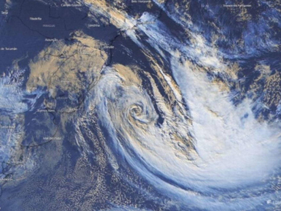 "Sancor fornece atendimento especial aos segurados afetados pelo ""ciclone bomba"""