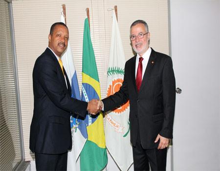 Carlos Ivo Gonçalves é o novo presidente do CVG-RJ