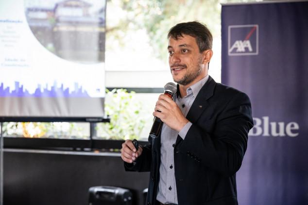 Clóvis Silva, superintendente de Massificados da AXA