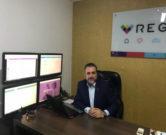 Com a Regula, corretor de seguros apresenta economia de mais de R$ 70 mil por ano