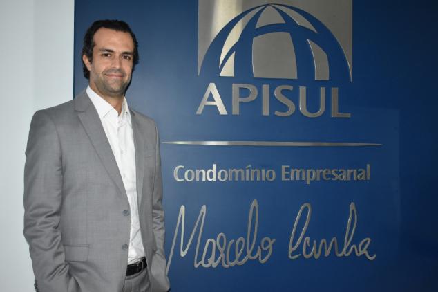 Cristiano Saab é novo diretor executivo do Grupo Apisul