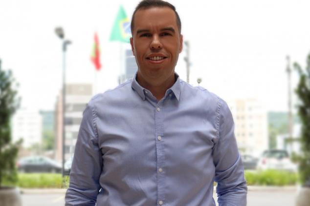Diego Gonçalves - CEO da Opentech