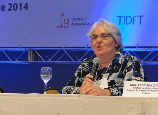 Dra. Angélica Carlini fala sobre o Congresso da AIDA Brasil